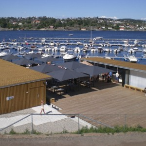 Beach Club Kragerø Resort sommer