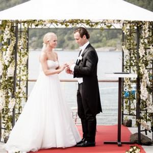 Bryllup på Kragerø Resort