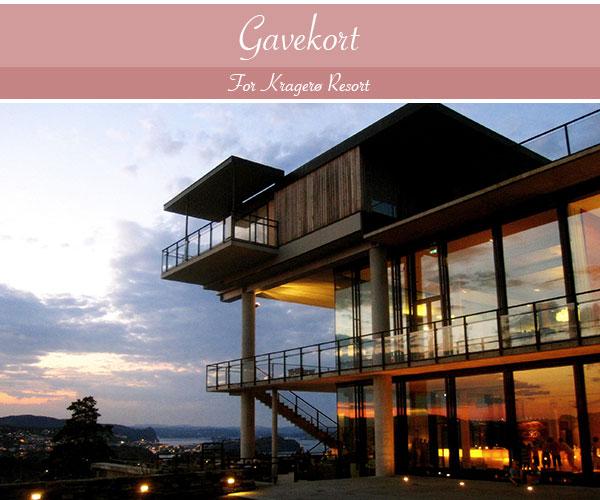 Gavekort for Kragerø Resort